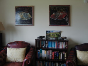 Ardbrae Country House Library