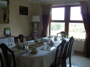 Ardbrae Gallery Ardbrae Country House Dining Room